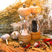 Salz-,  Pfeffermühlen & Zubehör