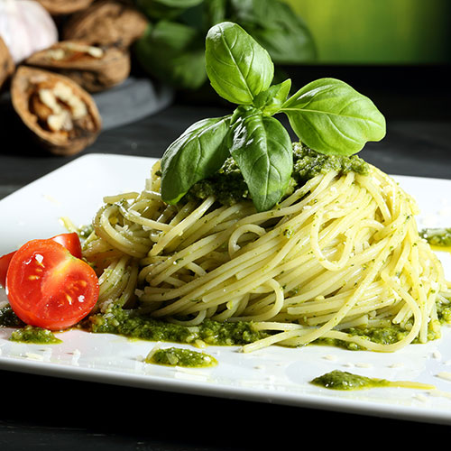 Pasta & Pesto /Antipasti/Gemüse