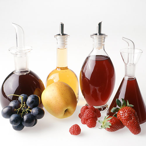 Frucht-(Balsam)-Essig