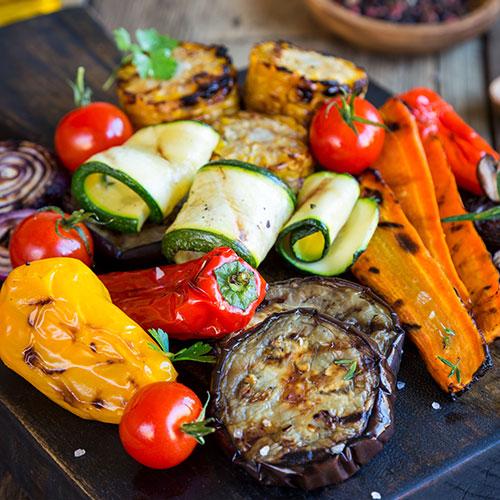 Gemüse/Anitpasti & Co.