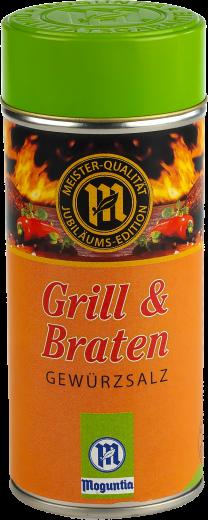 Moguntia Grill & Braten Gewürzsalz 150 g Streuer - NEU-
