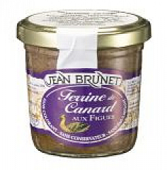 Jean Brunet Mini-Ententerrine mit Feigen 90 g