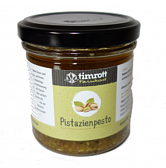 Timrott Pistazienpesto , 140 ml.
