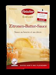 Fleischer Zitronen-Butter-Sauce  (1 VE = 15 Beutel a 37 g)