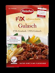 Fleischer FIX Gulasch (VE = 15 Beutel a 50 g)