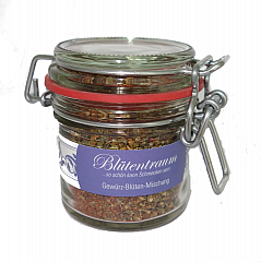 Wonnegauer Ölmühle Blütentraum - Gewürz-Blüten-Mischung 25 g