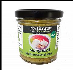 Timrott Mangoaioli mit Knoblauch & Hanf, 140 ml.