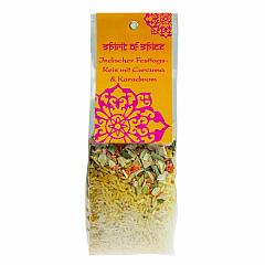 -NEU- Spirit of Spice Indischer Festtags-Reis mit Curcuma & Kardamom 250 g