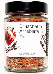 Gourmet Leon Bruschetta Arrabiata 80 g - NEU -
