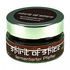 Spirit of Spice Fermentierter Pfeffer mit Meersalz (ganz/gebrochen), 20 g