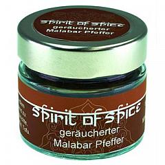 spirit of spice geräucherter Malabar Pfeffer (ganz) 40 g