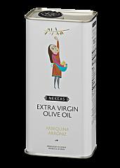 Olivenöl NEKEAS Arbequina-Arroníz extra virgen 0.5l