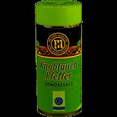 Moguntia Knoblauch-Pfeffer Gewürzsalz 135 g Streuer - NEU-