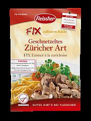 Fleischer FIX Geschnetzeltes Züricher Art (VE=15 Btl. a 50 g)