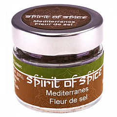 Spirit of Spice Mediterranes Fleur de Sel 40 g