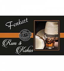 Fenkart Edelvollmilchschokolade Rum & Kokos, 80 g