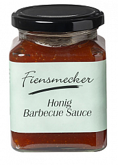 Fiensmecker Honig Barbecue Sauce 320 g