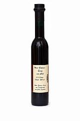 Geniesseressig Wein-Balsamessig mit Chili 250 ml.