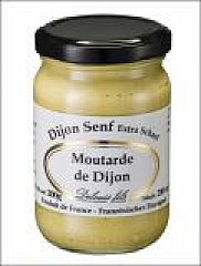 Moutarde Dijon Senf 200 g /186 ml